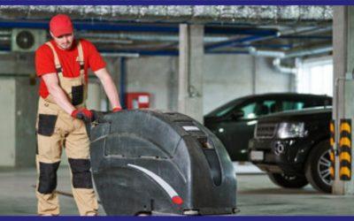 Manutenzioni piazzali e parcheggi