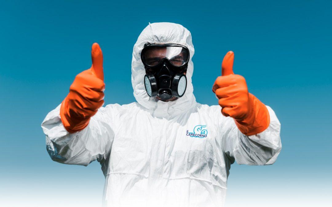 Sanificazione ambienti – Emergenza Covid-19